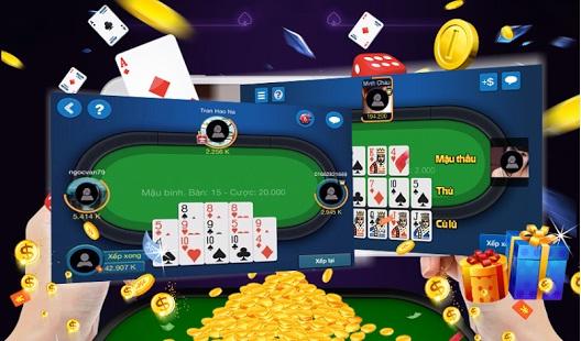 King52- Một trong những hệ thống game bài hấp dẫn nhất