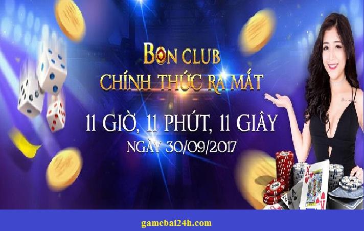 Hình ảnh 6a in Bon.club - sự trở lại của ông hoàng giới game bài Tip.club