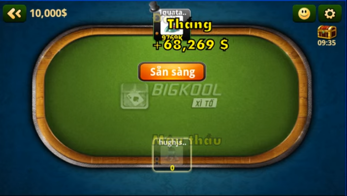 Hình ảnh hack bigcool in Hướng dẫn cách hack xu game Bigkool mới nhất