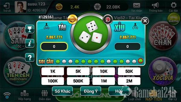 Hình ảnh kinh nghiem mot khi choi xoc dia online in Chơi game liêng online đổi thưởng