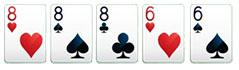 Hình ảnh xi to online doi thuong 3 in 9 Thuật ngữ mà người chơi xì tố nào cũng phải biết