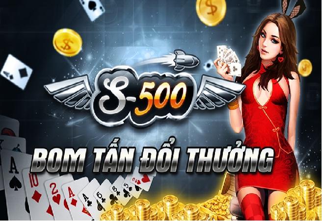 Giới thiệu về hệ thống game bài đổi thưởng lớn nhất S500 icon