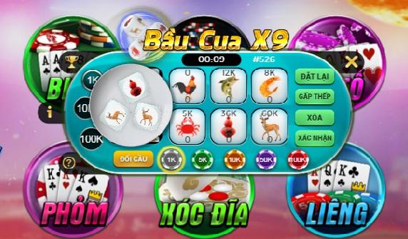 Hình ảnh 9o in Giới thiệu các mini game có mặt trên cổng game Vip52
