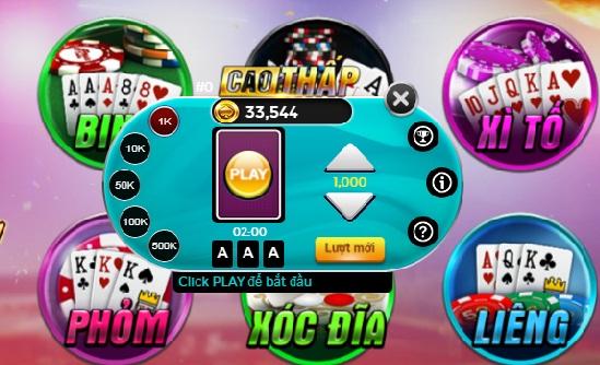 Hình ảnh 9q in Giới thiệu các mini game có mặt trên cổng game Vip52