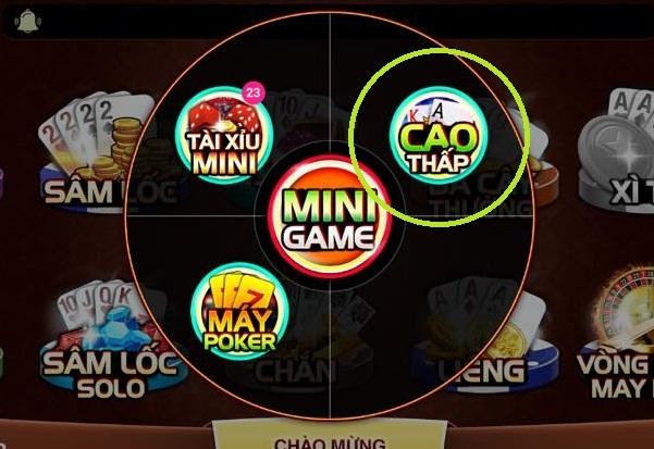Cao- Thấp – trò chơi đang làm mưa là gió trên thị trường icon