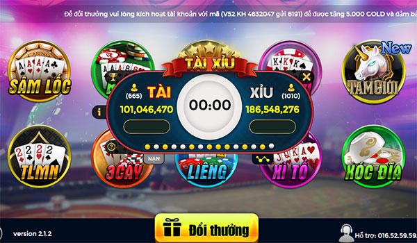 Game đánh bài đổi card uy tín icon