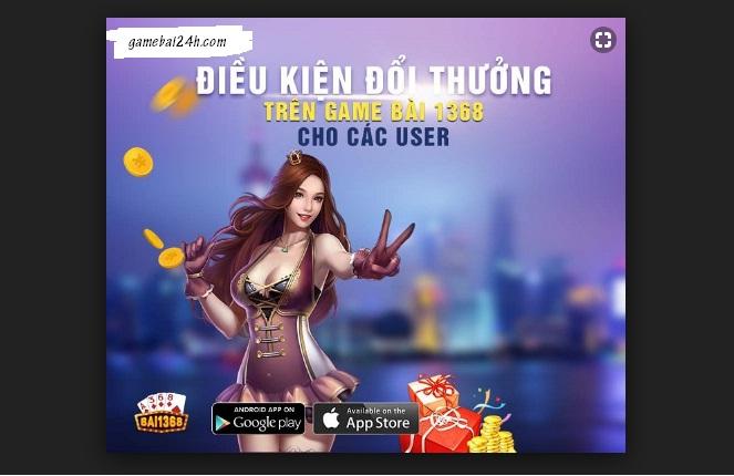 Chơi game xóc đĩa online tại cổng game bài 1368 chất lượng icon
