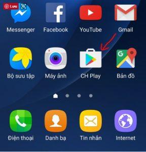 Cách tải 23zdo cho android và iOs miễn phí, chi tiết icon
