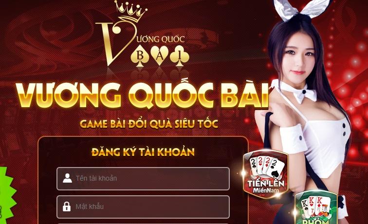 Tải Vương quốc bài- cổng game đánh bài online tốt nhất icon