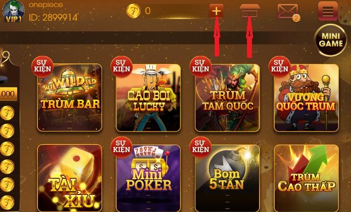 Hình ảnh 2a in Hướng dẫn cách nạp Trum chi tiết trên cổng game Trum.club