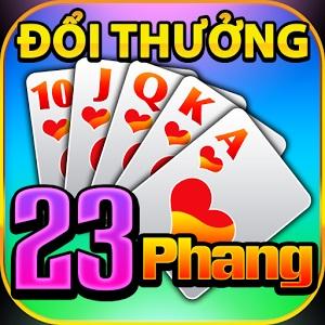 23phang- cái tên độc đáo trong làng game bài đổi thưởng icon