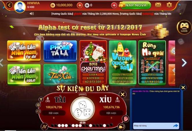 Hình ảnh 3l in Tải game Nova.club- game bài đổi thưởng đẳng cấp, chất lượng