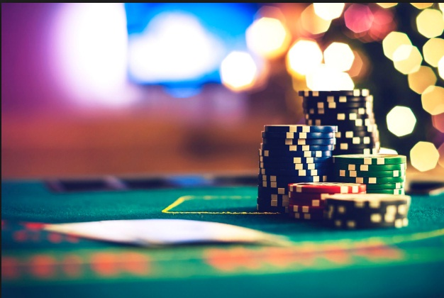 Những lí do nên hợp pháp hóa Poker icon