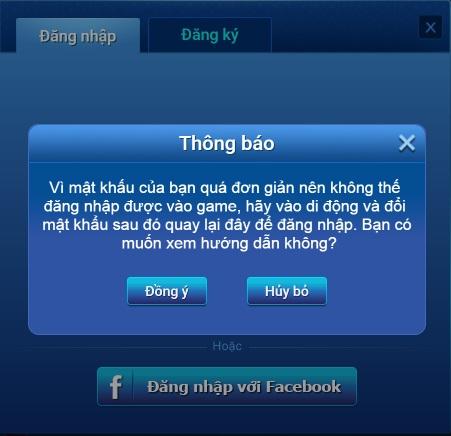 Cách đổi mật khẩu tài khoản Bigkool trên điện thoại icon