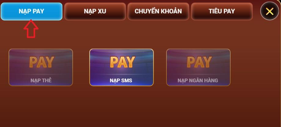 Hình ảnh 2c in Cách nạp thẻ Pay.club đơn giản, nhanh chóng, dễ dàng