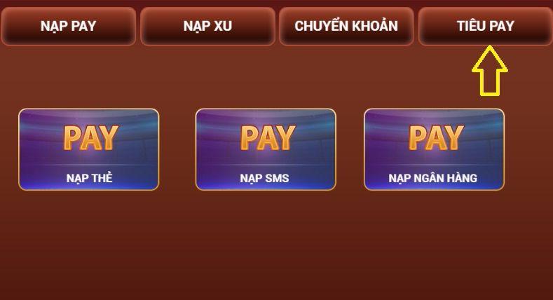 Hướng dẫn đổi thưởng trên Pay.club đơn giản nhất icon