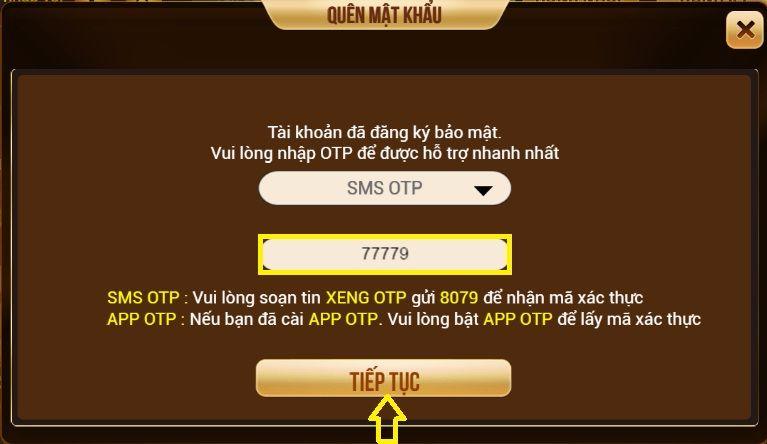 Hình ảnh 3c compressed in Quên mật khẩu, cách lấy lại tài khoản trên Xengclub