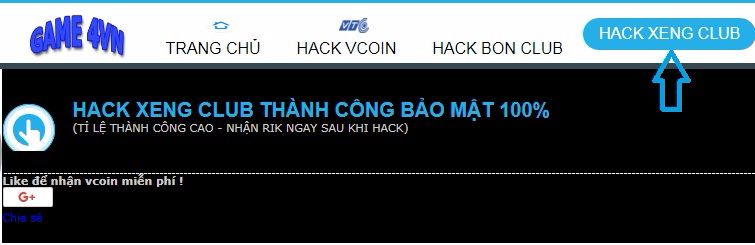 Hình ảnh 5a compressed in Cách hack Xengclub, là sự thật hay chỉ là trò lừa đảo