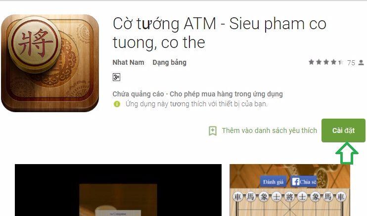 Cờ tướng ATM- Chơi cờ tướng offline tốt nhất và khó nhất icon