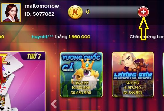 Hướng dẫn nạp thẻ trên Kizclub, nhanh chóng, đơn giản icon