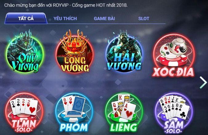 Hình ảnh 8a compressed in Royvip đổi thưởng- đẳng cấp của game bài hoàng gia