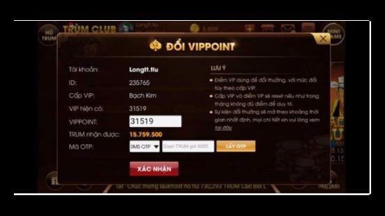 Hình ảnh 8g compressed in Vip Point Trumclub là gì? Hướng dẫn đổi Vip point sang Trum