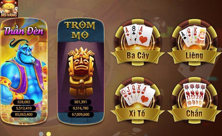 Tải game Hũ vàng- huvang.vip chính thức ra mắt ngày 08/02/2018 icon