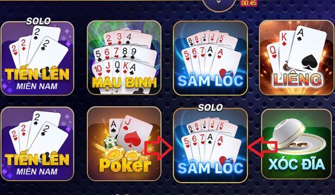 Sâm lốc Solo- Cách chơi và luật chơi Sâm lốc solo trên Hely.club icon
