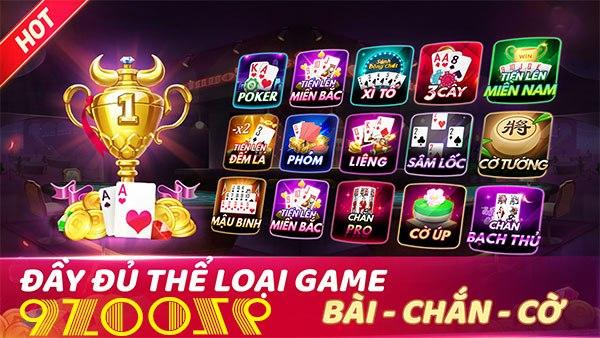 Hình ảnh tong hop cong game bai doi thuong 2018 uy tin cho android va ios 2 in Tổng hợp cổng game bài đổi thưởng 2018 uy tín cho android và Ios