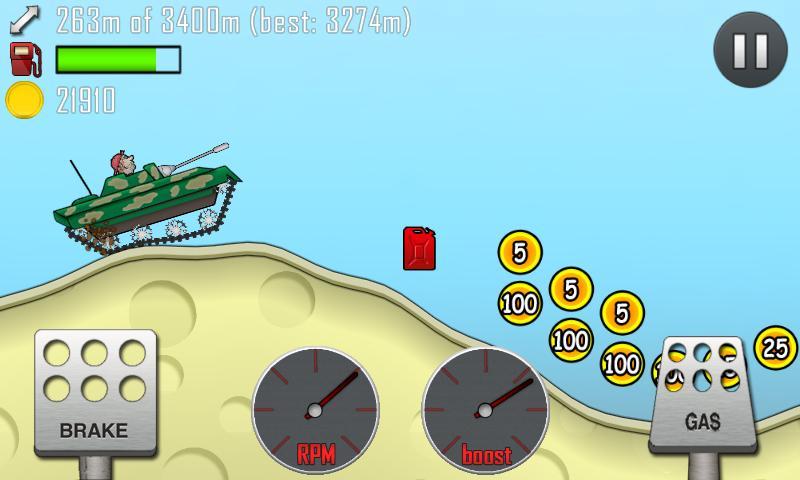 Hình ảnh  in Tải game Hill Climb Racing về điện thoại Android và Ios