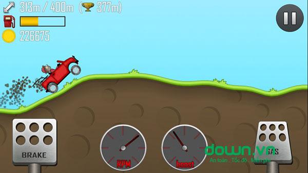 Tải game Hill Climb Racing về điện thoại Android và Ios icon