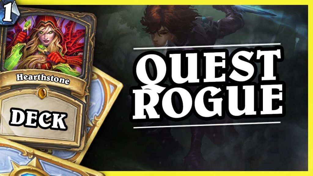 Hearthstone: Quest Rogue đã trở lại và có gì đặc biệt hay không? icon