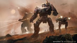 Hình ảnh battletech_bcsa 300x169 in Game chiến thuật BattleTech- tựa game kinh điển trong chiến tranh robot