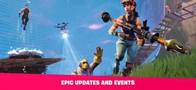 Hình ảnh game Fortnite 1 in Fortnite- tưạ game gây sốt khi mới được ra mắt