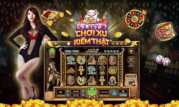 """Hình ảnh game doi thuong Zinslot in Game đổi thưởng Zinslot đã chính thức """"đổ bộ đất liền """""""