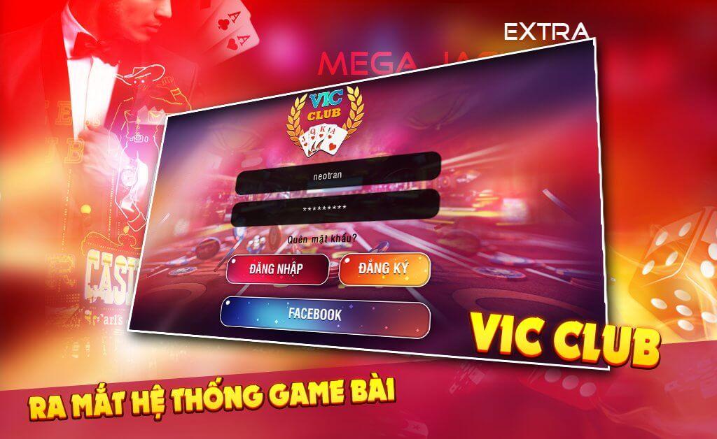 Hình ảnh vic club in Vic Club – Cổng game bài đổi thưởng giải trí đẳng cấp nhất 2018