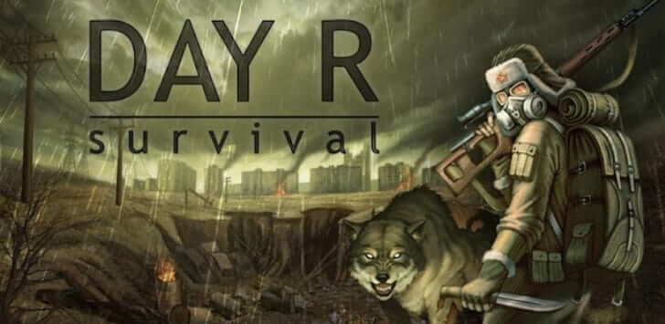 Hình ảnh Day R Survial in Top game Mobile Survival đáng chơi nhất hiện nay
