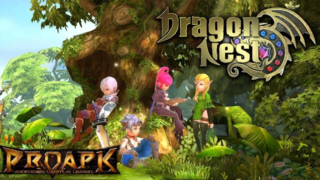 Hình ảnh Dragon Nest Mobile 1024x576 in Dragon Nest Mobile – Game nhập vai phiên bản Việt sắp ra mắt