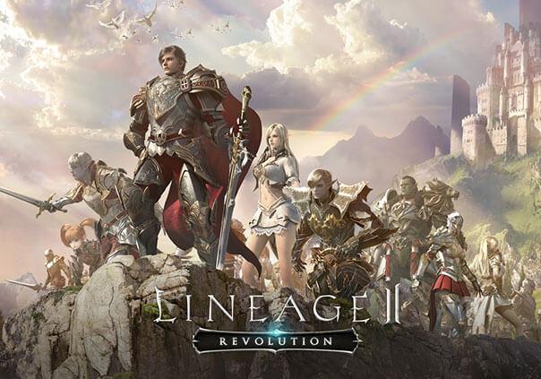 Hình ảnh Lineage_2_Revolution in Lineage II Revolution: Game 3D nhập vai và những con số khủng