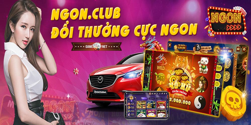 Hình ảnh game ngon club in Ngon.Club - Game bài đổi thưởng đấu trường Ma Cao uy tín nhất hiện nay