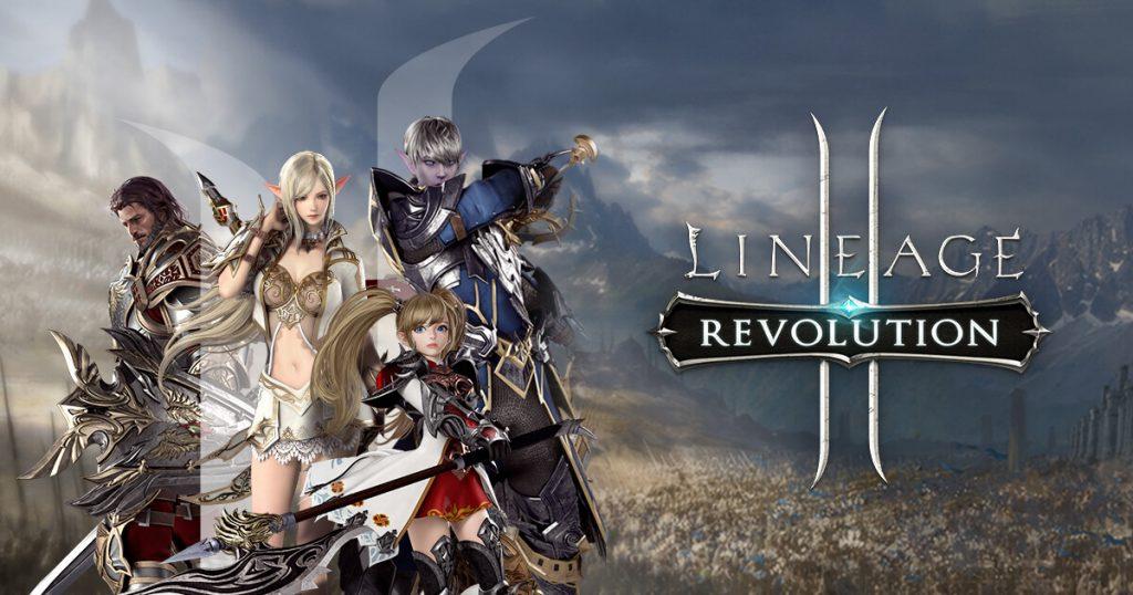 Hình ảnh lineage2_revolution 1024x538 in Lineage II Revolution: Game 3D nhập vai và những con số khủng