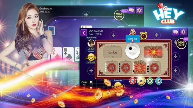 """Hey Club – """"huyền thoại"""" game đổi thưởng hấp dẫn icon"""
