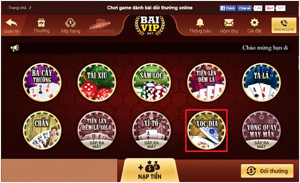 Hình ảnh 1 3 in Bật mí cách đổi thưởng tại cổng game baivip.net