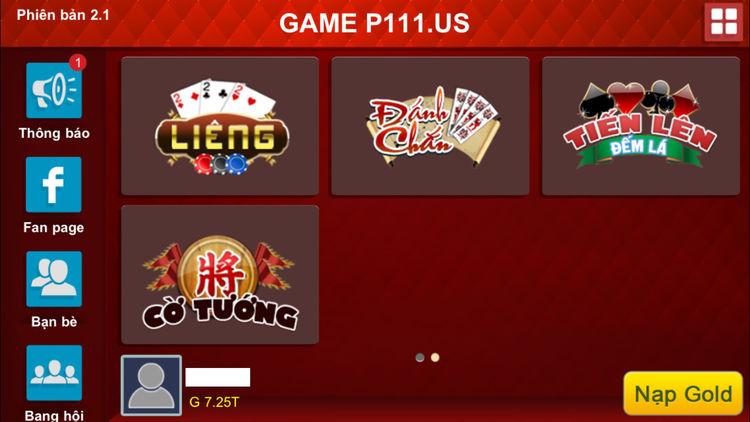 Hình ảnh  in P111 game bài đổi thưởng hoàng gia siêu đẳng