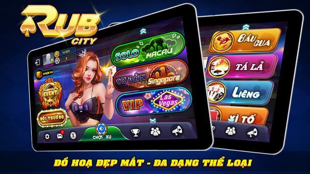 Hình ảnh 5 in Tận hưởng thế giới game bài đổi thưởng online siêu đẳng với RubCity