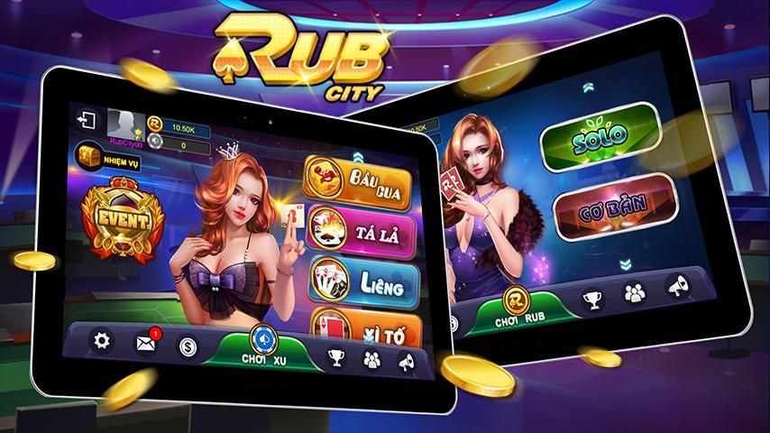 Hình ảnh 6 in Tận hưởng thế giới game bài đổi thưởng online siêu đẳng với RubCity
