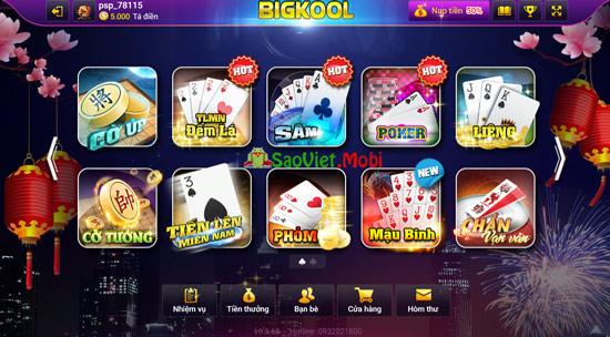 Hình ảnh choi game bigkool tang xu mien phi hang ngay 2 in Chơi game Bigkool tặng xu miễn phí hằng ngày