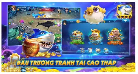 Hình ảnh Screenshot_10 4 in Rồng chiến 3D – Game online bắn cá cực hot