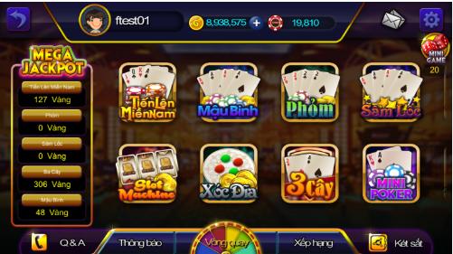 Hình ảnh Screenshot_16 in Fortuna Club đánh bài siêu hay đổi thưởng liền tay