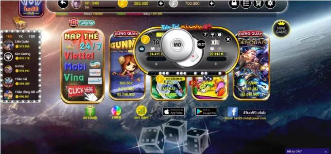 Hình ảnh Screenshot_4 2 in Fun99 – game bài online đổi thưởng siêu uy tín